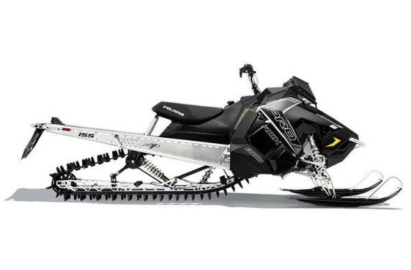 2015 Polaris Pro 800 RMK 163 TURBO snowmobile