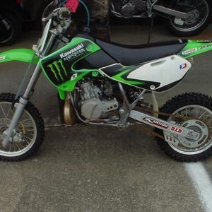 2003 KAWASAKI KX65 DIRT BIKE
