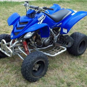 2003 YAMAHA RAPTOR 660R ATV For Rent