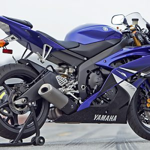 2008 YAMAHA YZF- R6 RACE BIKE