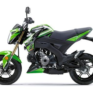 2017 KAWASAKI Z125 for rent