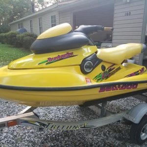 SEADOO XP 787 PERSONAL WATERCRAFT