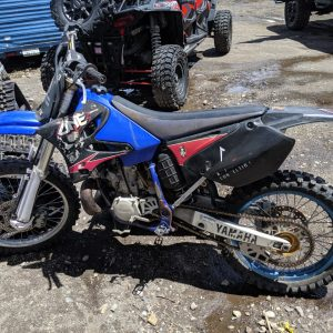 YZ250 Dirt Bike For Rent Truckee Tahoe